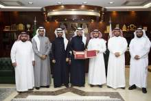 Rector Receives the Achievement Report of Community Services and Continuous Learning Deanship